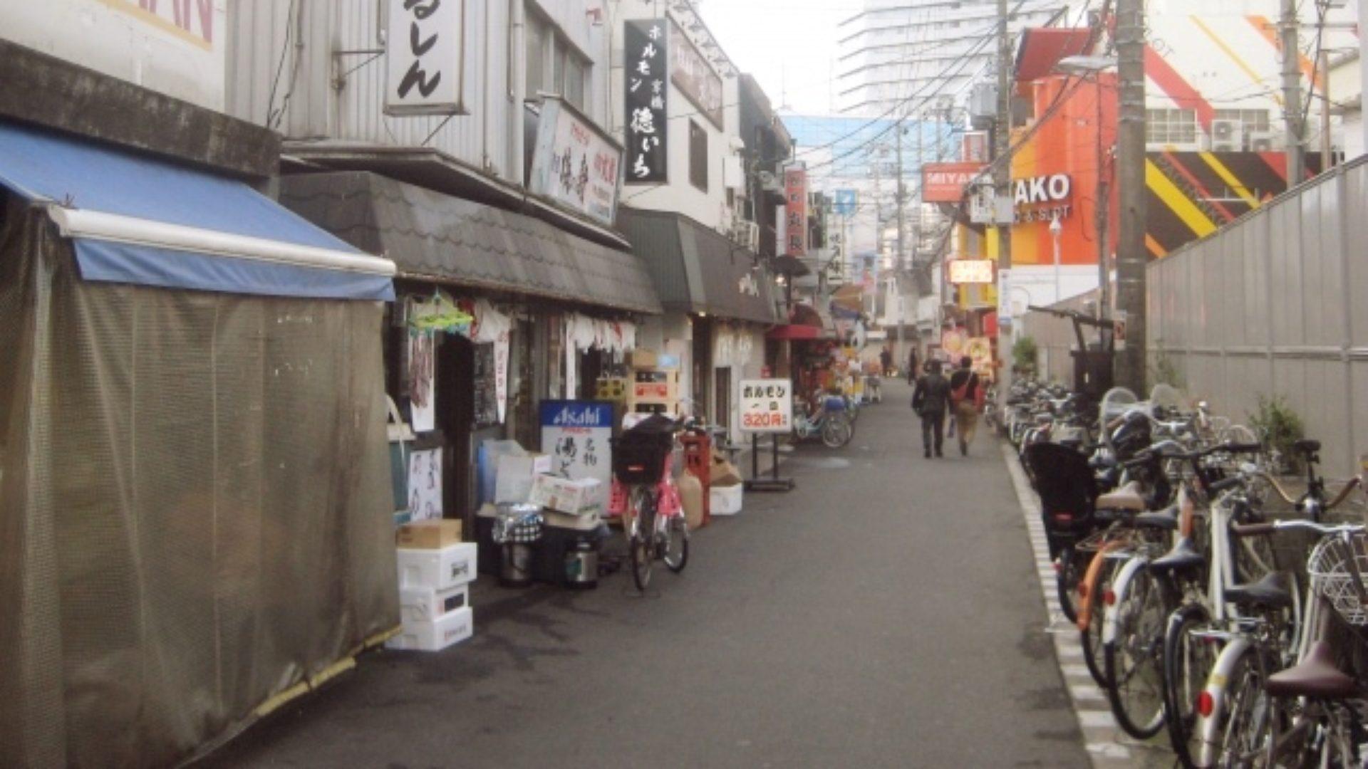 Bar hopping tours, Night sushi class in OSAKA   Kacho Fugetsu 花鳥風月